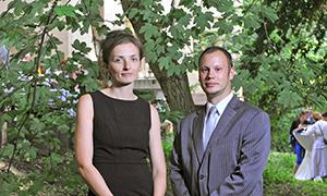BESTFORM 3. Preis Carolin Schulze und Lars Seitz Copyright: IMG / André Kehrer
