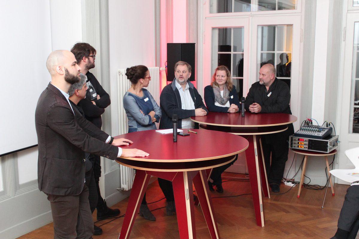 IMPULS-EVENT KREATIVWIRTSCHAFT in Halle Slide 3