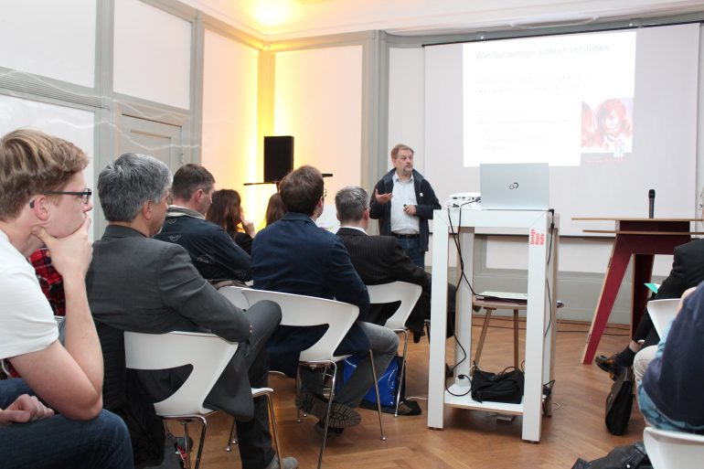 IMPULS-EVENT KREATIVWIRTSCHAFT in Halle Slide 7