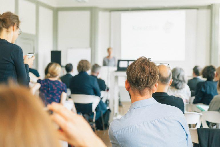 Fachkonferenz – Kultur- und Kreativwirtschaft in Deutschland am 20.04.2018 in Halle (Saale) Slide 13
