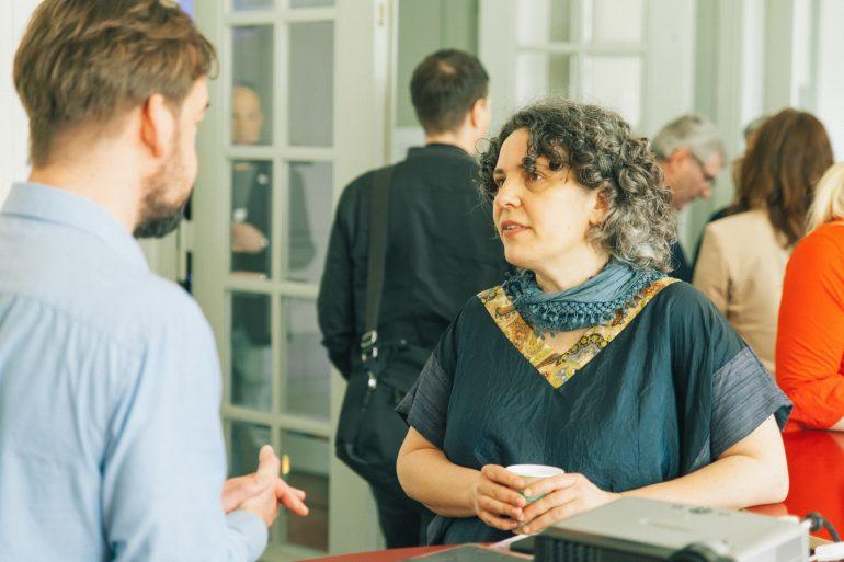 Fachkonferenz – Kultur- und Kreativwirtschaft in Deutschland am 20.04.2018 in Halle (Saale) Slide 7