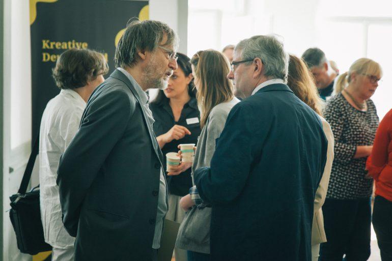 Fachkonferenz – Kultur- und Kreativwirtschaft in Deutschland am 20.04.2018 in Halle (Saale) Slide 9