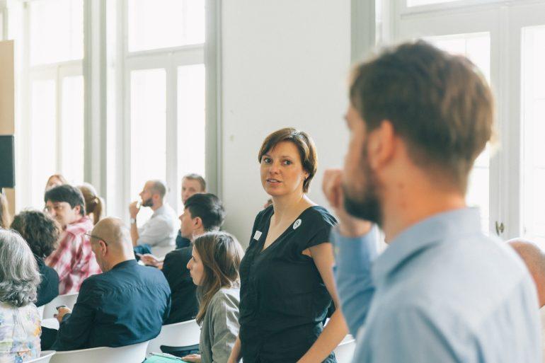 Fachkonferenz – Kultur- und Kreativwirtschaft in Deutschland am 20.04.2018 in Halle (Saale) Slide 18