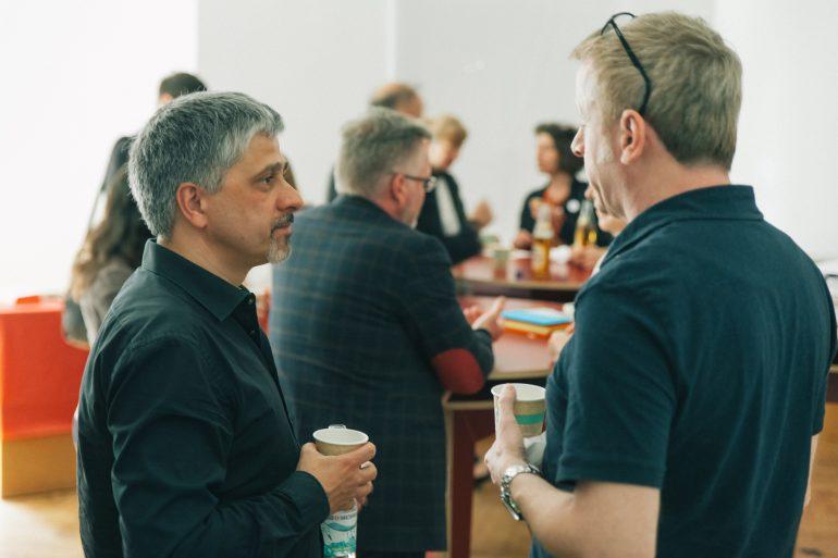 Fachkonferenz – Kultur- und Kreativwirtschaft in Deutschland am 20.04.2018 in Halle (Saale) Slide 20