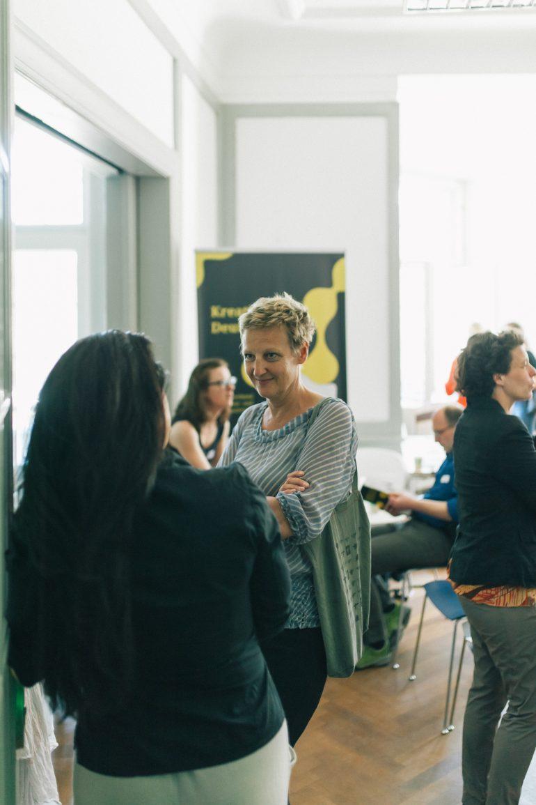 Fachkonferenz – Kultur- und Kreativwirtschaft in Deutschland am 20.04.2018 in Halle (Saale) Slide 21