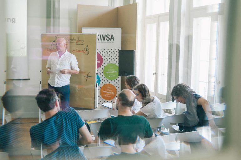 Fachkonferenz – Kultur- und Kreativwirtschaft in Deutschland am 20.04.2018 in Halle (Saale) Slide 24