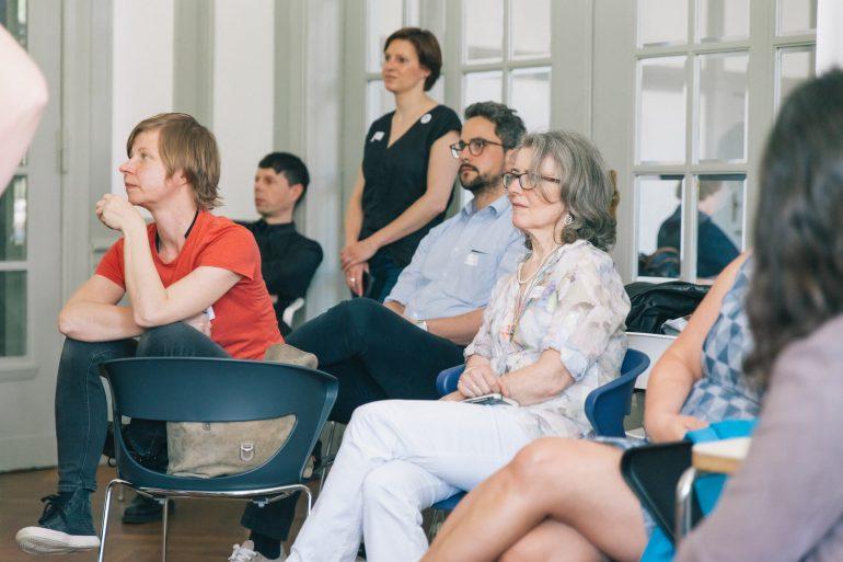 Fachkonferenz – Kultur- und Kreativwirtschaft in Deutschland am 20.04.2018 in Halle (Saale) Slide 25