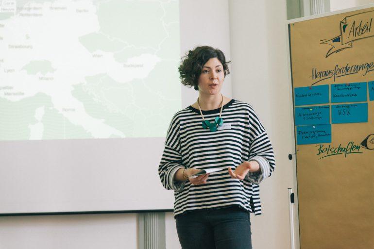 Fachkonferenz – Kultur- und Kreativwirtschaft in Deutschland am 20.04.2018 in Halle (Saale) Slide 26