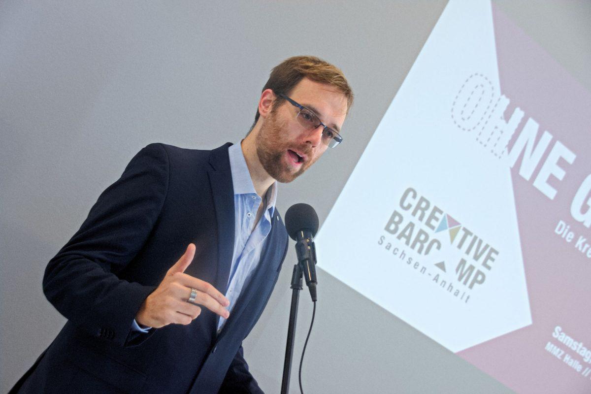 """KWSA gründet Task Force Digitalisierung auf KWSA BARCAMP """"Ohne geht nicht! – die Kreativwirtschaft als Zukunftsbranche"""" Slide 6"""