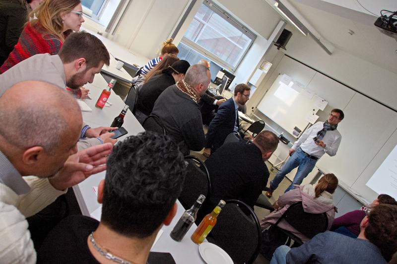"""KWSA gründet Task Force Digitalisierung auf KWSA BARCAMP """"Ohne geht nicht! – die Kreativwirtschaft als Zukunftsbranche"""" Slide 4"""