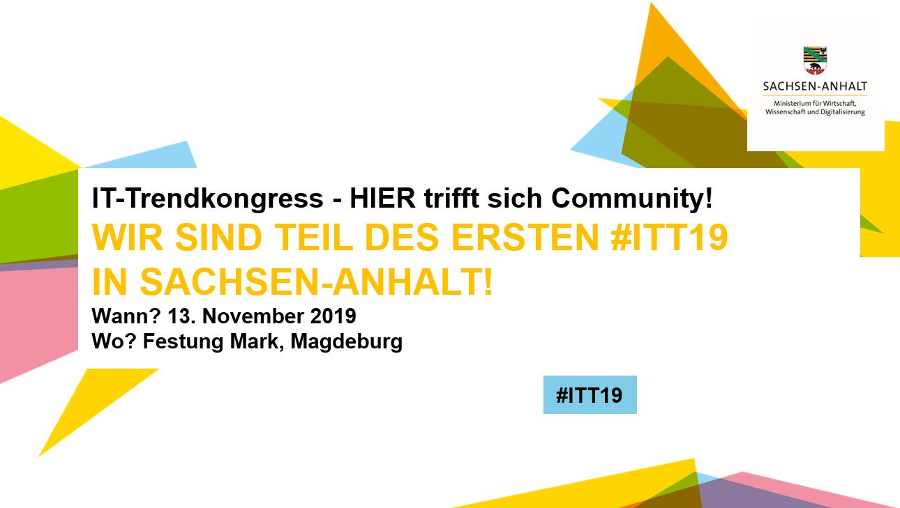 IT-Trendkongress 2019